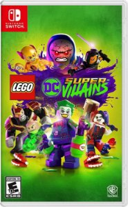 LEGO DC Super-Vilões - SWITCH - Novo