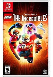 LEGO Disney°Pixar Os Incríveis (The Incredibles) - SWITCH - Novo