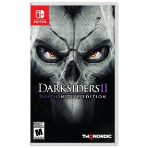 Darksiders II: Deathinitive Edition - SWITCH - Novo