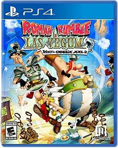 Roman Rumble in Las Vegum Asterix e Obelix XXL2 - PS4 - Novo