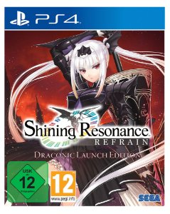 Shining Resonance Refrain Draconic Launch Edition - PS4 - Novo