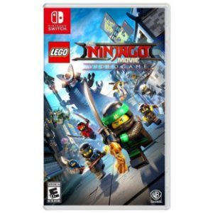 LEGO Ninjago O Filme Videogame - SWITCH - Novo