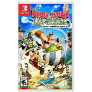 Roman Rumble in Las Vegum Asterix e Obelix XXL2 - SWITCH - Novo [EUA]