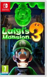 Luigi's Mansion 3 - SWITCH - Novo
