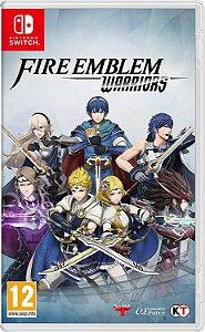 Fire Emblem Warriors - SWITCH - Novo