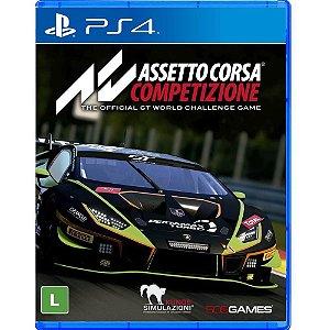 Assetto Corsa Competizione - PS4 - Novo