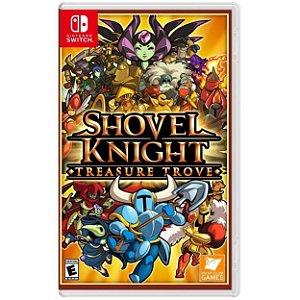 Shovel Knight Treasure Trove - SWITCH - Novo