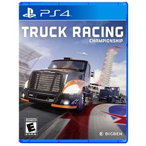 Truck Racing Championship - PS4 - Novo