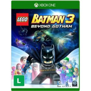Lego Batman 3 Beyond Gotham - XBOX ONE - Novo