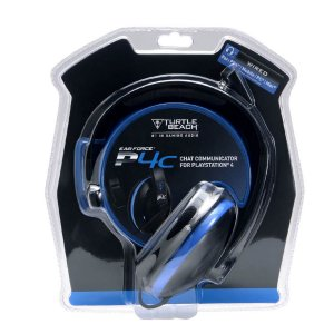 Headset Ear Force P4c - Turtle Beach - Novo