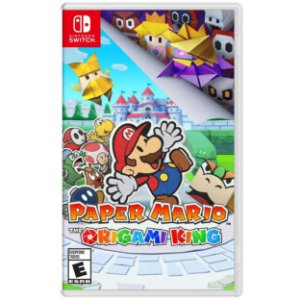 Paper Mario The Origami King - SWITCH - Novo