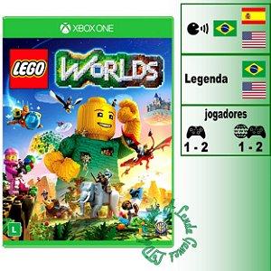 Lego Worlds - XBOX ONE - Novo