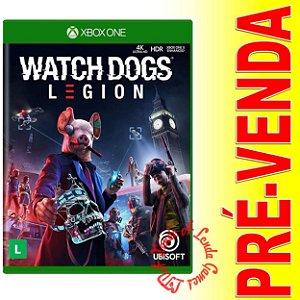 Watch Dogs Legion - XBOX ONE - Pre-venda