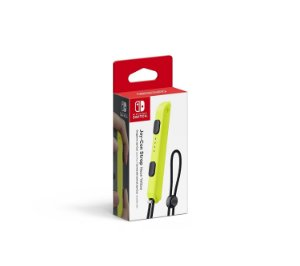 Joy-Con Strap - SWITCH - Amarelo Neon