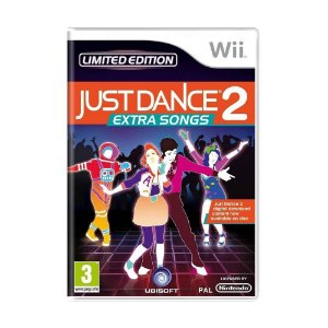 Just Dance 2 Extra Songs - Wii - Usado