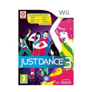 Just Dance 3 - Wii - Usado