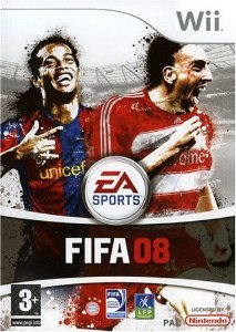 FIFA 08 - Wii - Usado
