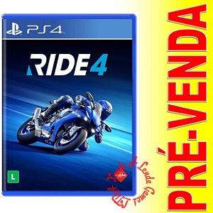 Ride 4 - PS4 - Novo