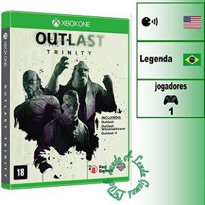 Outlast Trinity - XBOX ONE - Novo