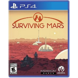 Surviving Mars - PS4 - Novo
