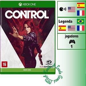Control - XBOX ONE - Novo