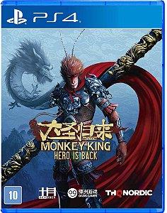 Monkey King Hero is Back - PS4 - Novo