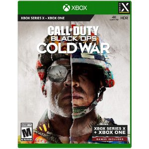 Call of Duty Black Ops Cold War - XBOX ONE / XBOX SERIES X - Novo