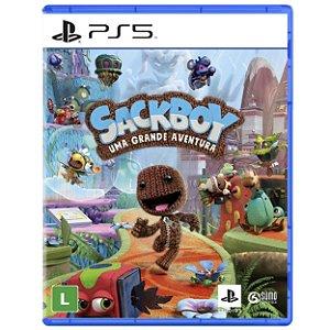Sackboy Uma Grande Aventura - PS5 - Novo
