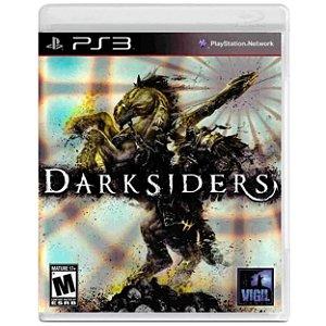 Darksiders - PS3 - Usado (capa holográfica)