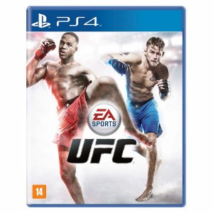 UFC - PS4 - Novo