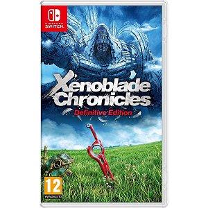 Xenoblade Chronicles Definitive Edition - SWITCH - Novo [EUROPA]