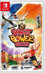 Street Power Soccer - SWITCH - Novo [EUA]