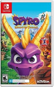 Spyro Reignited Trilogy - SWITCH - Novo [EUA]