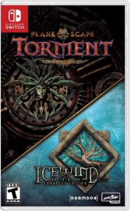 Planescape Torment & Icewind Dale: Enhanced Edition - SWITCH - Novo [EUA]