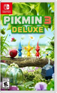 Pikmin 3 Deluxe - SWITCH - Novo [EUA]