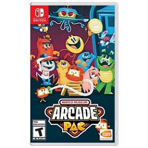 Namco Museum Arcade Pac - SWITCH - Novo [EUA]