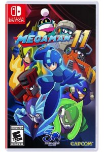 Mega Man 11 - SWITCH - Novo [EUA]