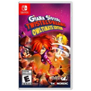 Giana Sisters: Twisted Dreams Owltimate Edition - SWITCH - Novo [EUA]