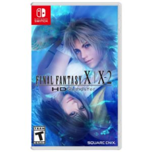 Final Fantasy X | X2 HD Remaster - SWITCH - Novo [EUA]
