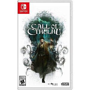 Call of Cthulhu - SWITCH - Novo [EUA]