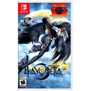 Bayonetta 2 - SWITCH - Novo [EUA]