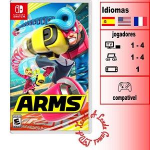 ARMS - SWITCH - Novo [EUA]