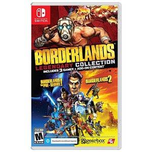 Borderlands Legendary Collection - SWITCH - Novo [EUA]