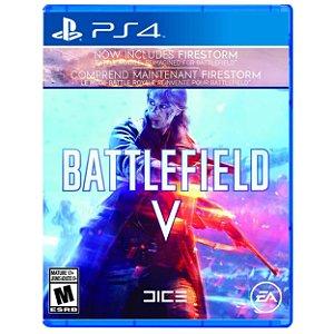 Battlefield V Firestorm Battle Royale - PS4