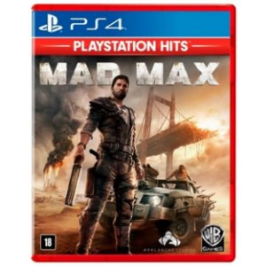 Mad Max (PlayStation Hits) - PS4 - Novo