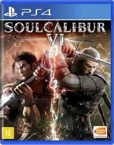 Soulcalibur VI - PS4 - Usado