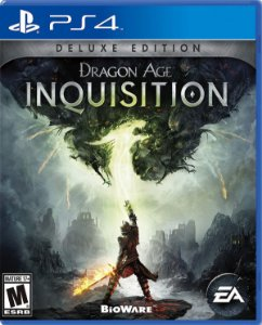 Dragon Age Inquisition Deluxe Edition - PS4 - Usado