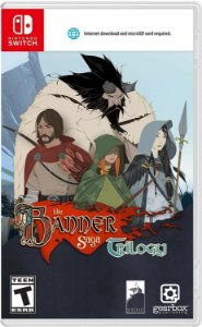 The Banner Saga Trilogy - SWITCH - Novo [EUA]
