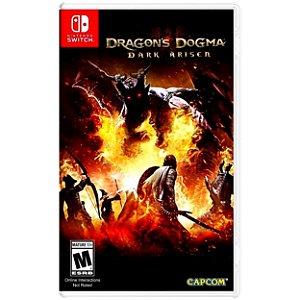 Dragon's Dogma Dark Arisen - SWITCH - Novo [EUA]