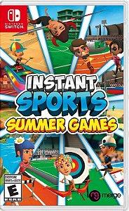 Instant Sports Summer Games - SWITCH - Novo [EUA]